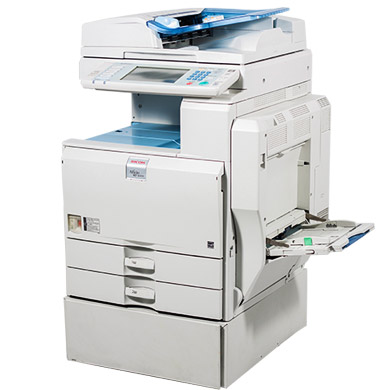 Photocopy Ricoh MP 4000/5000