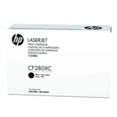 Mực in HP CF280XC chính hãng High Yield Black Original LaserJet Toner Cartridge (CF280XC)